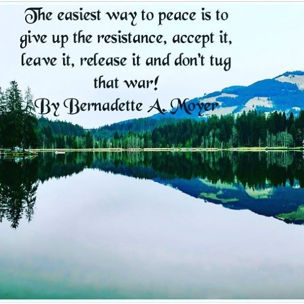 peace by bernadette